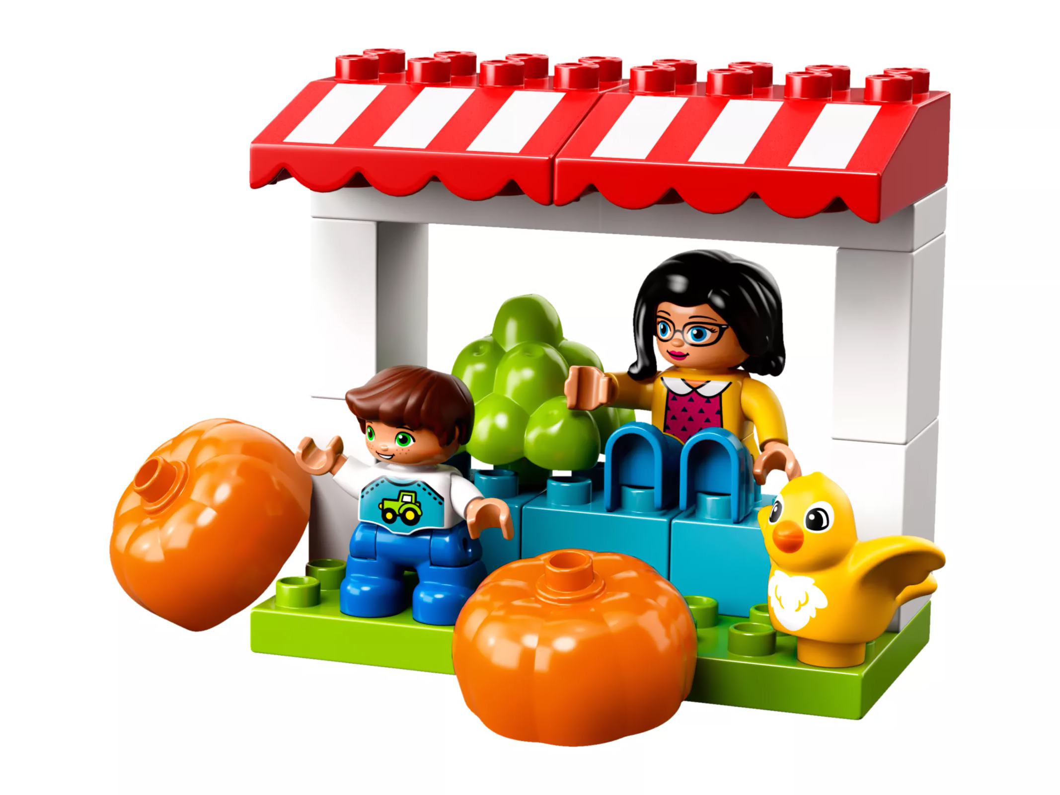 LEGO® Farmers' Market   At The Playground